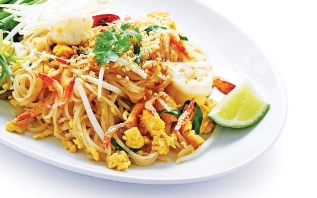 Pad Thai authentique