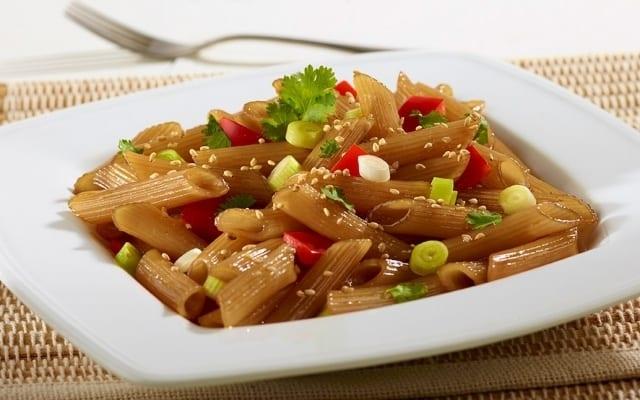 Salade asiatique aux graines de sésame