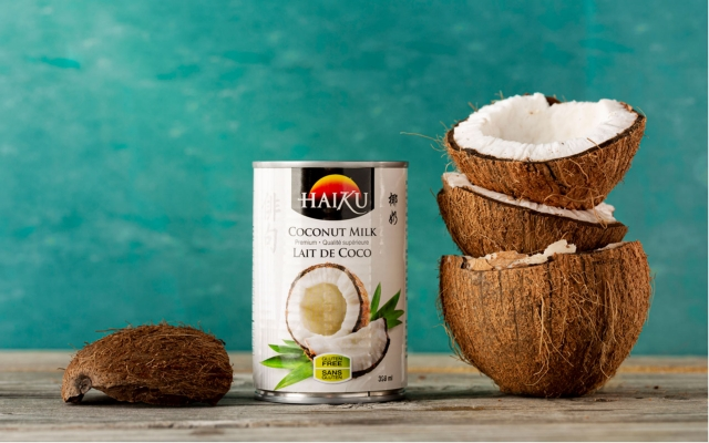 The magic of cooking with coconut milk!